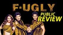 Fugly - Public Review | Mohit Marwah, Vijender Singh, Kiara Advani