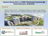 Saviour Green Arch by M/s Saviour Builders Pvt. Ltd at Noida Extension, Delhi-NCR.