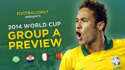 2014 Dünya Kupası A Grubu Genel Bakış ve Tahminler