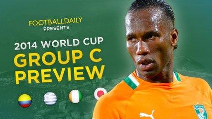 2014 Dünya Kupası C Grubu Genel Bakış ve Tahminler