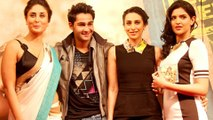Kareena Kapoor, Karisma & Family Cheer Armaan Jain - Lekar Hum Deewana Dil Music Launch