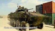 [Eurosatory 2014] Véhicule blindé de combat d'infanterie – VBCI