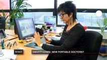 euronews hi-tech - Smartphones et santé