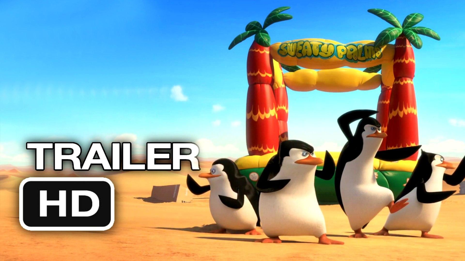 Los Pinguinos De Madagascar Trailer 1 En Espanol Hd Benedict Cumberbatch Video Dailymotion