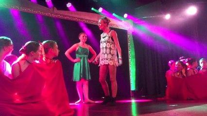 Quatre minutes pour découvrir le gala de danse d'Élodie Obert
