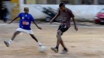 Brazilian favela residents organize own World Cup