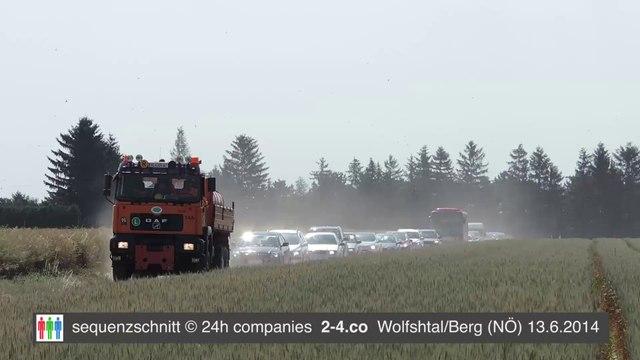 B9-Sperre zwischen Staatsgrenze Berg und Wolfsthal (HD)