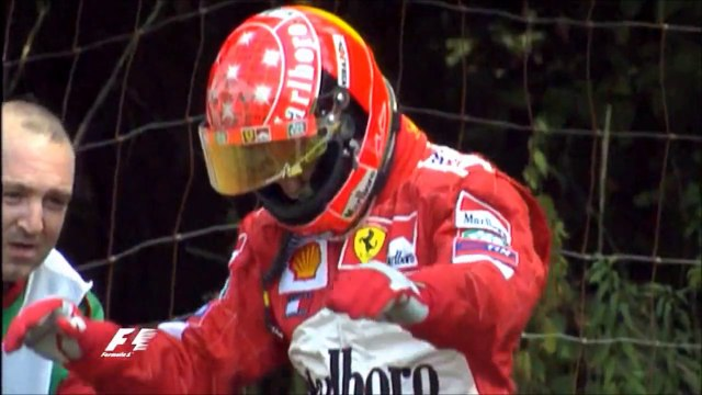 Michael Schumacher - Keep Fighting