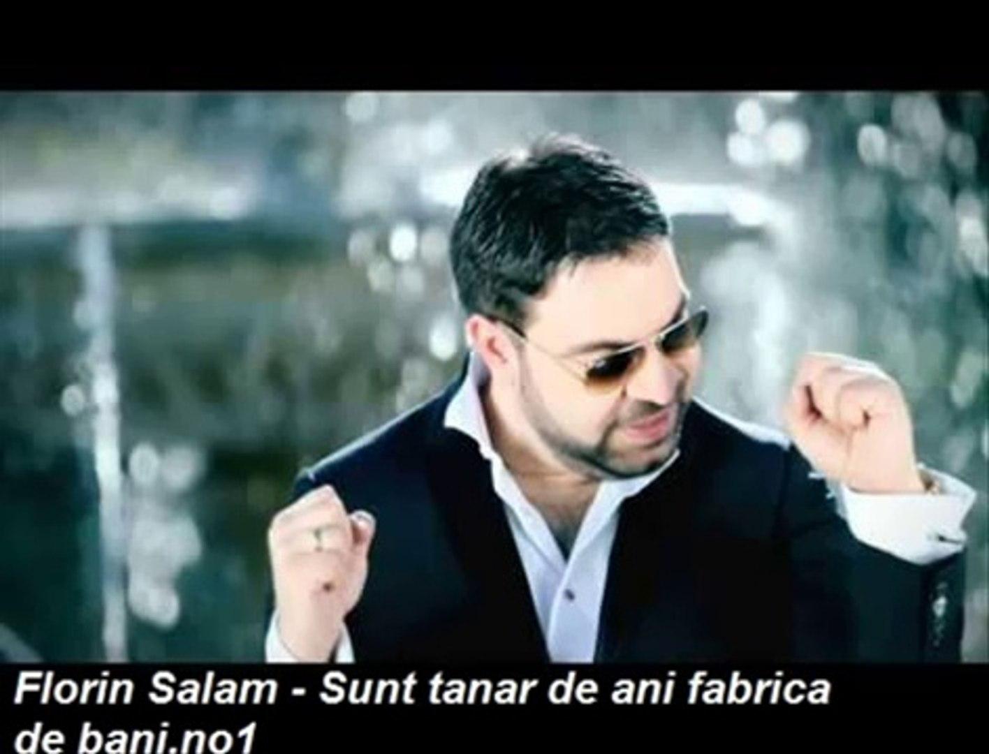 live florin salam sunt un haiduc