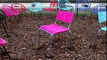 Jardins Jardin : 6 assises tendance pour le jardin