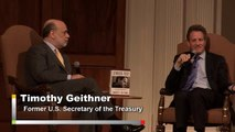 Ben Bernanke and Timothy Geithner: Fixing Inequality