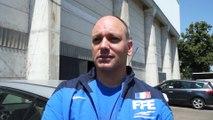 Epée hommes par équipes - Euro Escrime Strasbourg 2014
