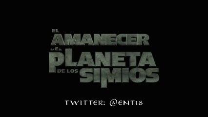 El Amanecer Del Planeta De Los Simios Spot1 HD [30seg] Español