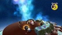 Super Mario Galaxy - Ile flottante - Étoile 2 : Objet perdu dans la forteresse flottante