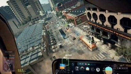 Trailer Multijoueur PS4/Xbox one E3 2014 de Battlefield : Hardline