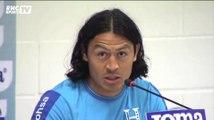 "Football / Espinoza : ""Nous ne sommes pas agressifs"" 13/06"