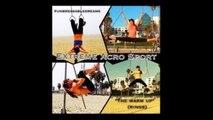 Extreme Acro Sport Abs/Legs Workout