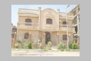 Ground floor for rent in South Academy   New Cairo city