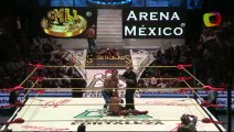 Blue Panther, Delta, Guerrero Maya Jr. vs Dragón Rojo Jr., Pólvora, Rey Escorpión