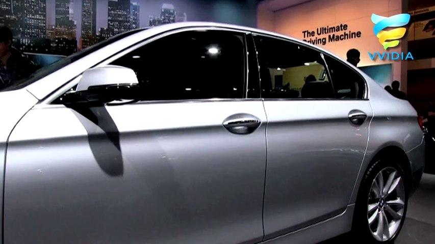 Sliver BMW 535 D