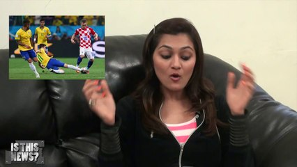 FIFA World Cup 2014 - Brazil vs Croatia 12/06/2014 -- (World Cup 2014) Complete Match News