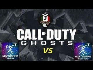 Call of Duty  Ghosts: HighLights NEXTgaming Karma vs  NEXT gaming gotFRAG