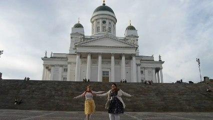 Crazy Japan - Jour 14: Retour + Helsinki