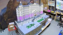 The Grand Budapest Hotel Official Featurette - Lego Style (2014) Wes Anderson HD