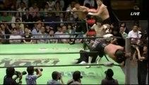 Takeshi Morishima, Maybach Taniguchi & Hajime Ohara vs. Genichiro Tenryu, Shiro Koshinaka & Yoshinari Ogawa (NOAH)