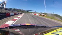 WRX - Onboard Camera with Timmy Hansen in Hell (3rd round)