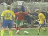 Cristiano ronaldo vs ronaldinho gaucho