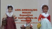 Salernes Var Exposition & Conférence en Provençal de CLAUDE HAUSER par LEIS AMBOULIGO ROUJO démonstrations d' instruments de musique provencaux anciens et contemporains le 14 Juin 2014 Président : MAURICE EMPHOUX à Salernes Dracénie Var