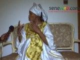 Gannu seneweb reçoit Aïssata Tall Sall  avocat, porte parole du Parti socialiste sénégalais
