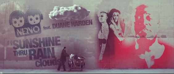 NERVO feat. Duane Harden - Sunshine Thru Rain Clouds (Official Music Video)