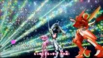 超速変形ジャイロゼッター ED 3 はっぴぃ夏祭り [Full MV] (做完覺得自己係零ww)