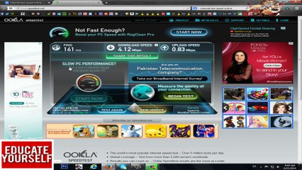 How to Test Speed Net