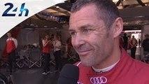 24 Heures du Mans 2014 - Interview - Monsieur Le Mans - Tom Kristensen