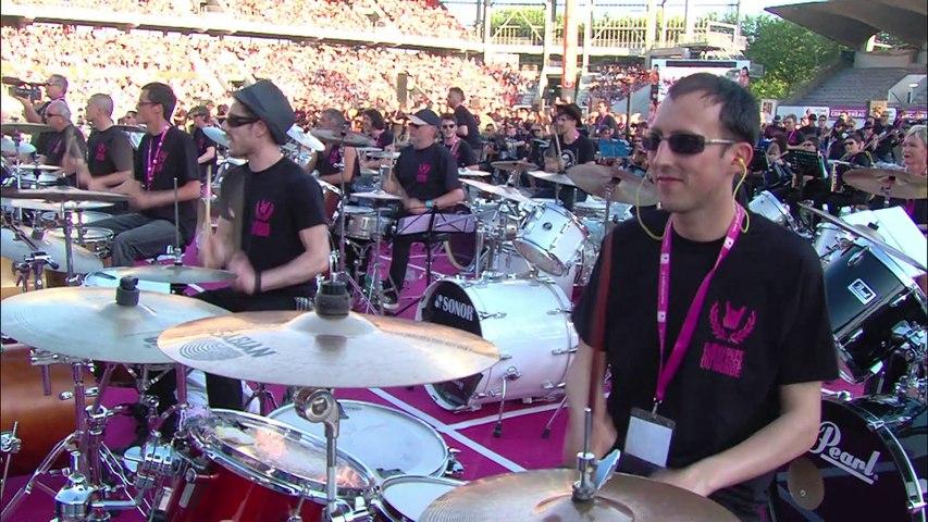Le plus grand groupe Rock du Monde 2014 - Lorient TV