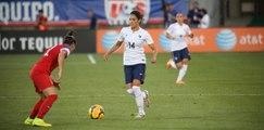 Etats-Unis-Franc Féminines : 1-0, le but et les occasions