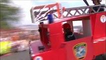 Red Bull Caisses à Savon 2014 : Passage des pompiers de Poissy