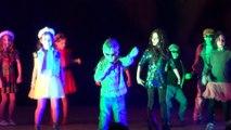 Mike's School of Dance - Alex Velea choreography @ Sala Consiliului Judetean Buzau, 20.12.2013