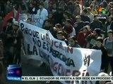 Estudiantes chilenos piden participar en reforma educativa #Chile #Educación