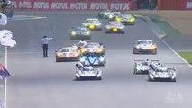 24 Heures du Mans 2014: l'arrivée