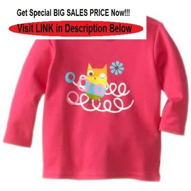 Best Deals Zutano Baby-girls Infant Owls Nest Screen Long Sleeve T-Shirt Review