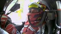 Audi No. 2 Benoit Tréluyer cry with joy - 24 Hours of Le Mans