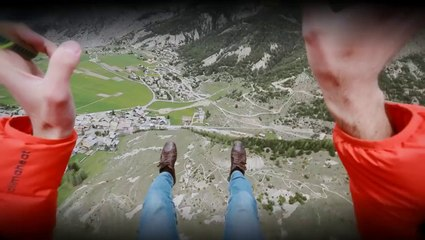Flying Man, Mister S with Jean-Baptiste chandelier (TRAILER)