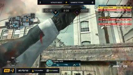 EGL SS : Vitality vs iGamerz.Titans : Round 2 - Map 3