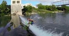 GoPro Urban Wakeboarding With Collin Harrington - Wakeboard