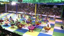 World Cup: Fortaleza fiesta hoping to attract football fans.