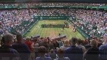 Halle - La fête des pères aussi pour Federer